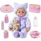 Bayer Design 9469400 - Bambola con occhi mobili, 46 cm