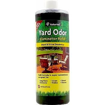 Amazon Com Naturvet Yard Odor Eliminator Ready To Use