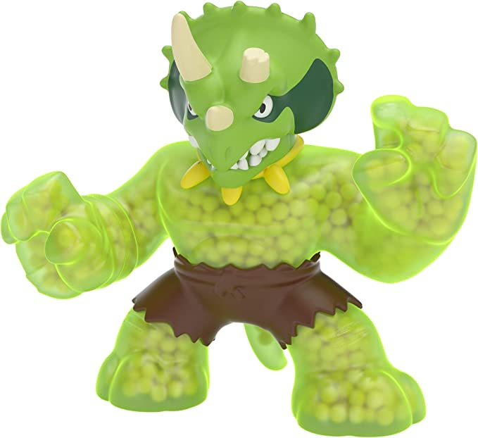 Heroes of Goo Jit Zu Dino Power Hero Pack Tyro the Trex Assorted Action Figure J