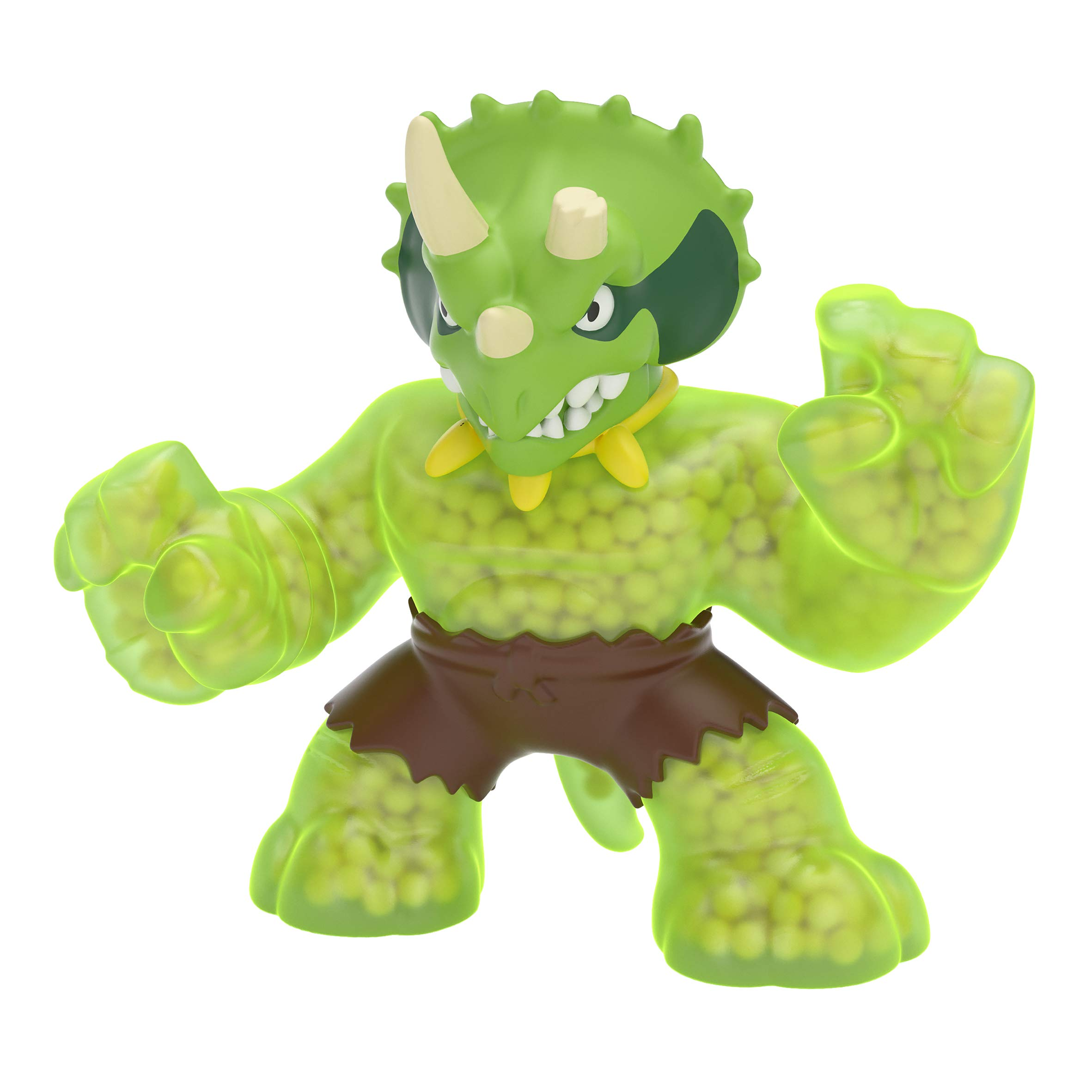 Heroes of Goo Jit Zu Dino Power, Action Figure - Tritops The Triceratops