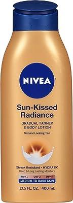 Nivea Sun-Kissed Radiance Gradual Tanner & Body Lotion