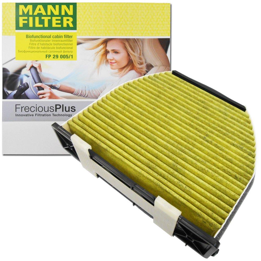 Mann Filter FP 29005/1 Interior Air Replacement Filter MANN & HUMMEL GMBH FP 29 005/1