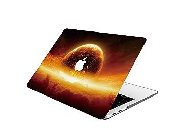 AOGGY Funda Dura MacBook Pro 13 (2016/2017/2018, A1706 A1708 A1989 Modelo), Ultra Delgado Carcasa Dura del Teclado para MacBook Pro de 13 Pulgadas ...