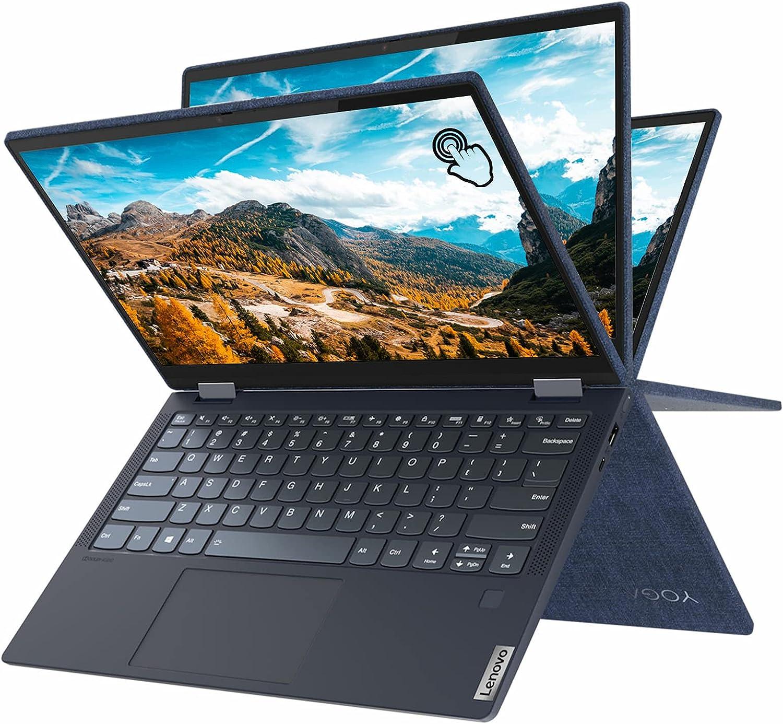 2021 Newest Lenovo Yoga 6 Laptop 13.3
