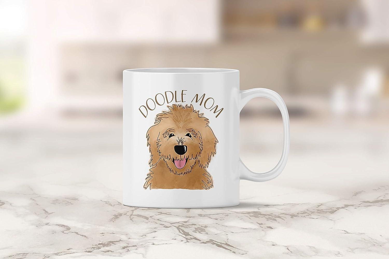 11oz Mug Doodle Mom Mug Golden Doodle
