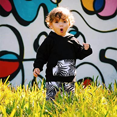 Pantalon Ensemble Sunenjoy 2 PCs Enfant B/éb/é Fille Gar/çon Tenues No/ël V/êtements Bonhomme Imprimer T-Shirt Tops