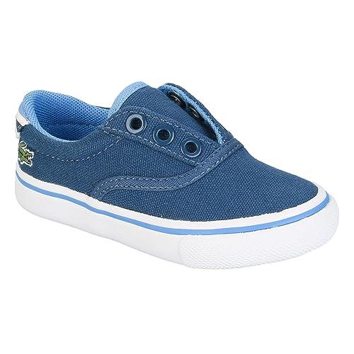 Zapatillas Lacoste Bellvue para niño (Azul)