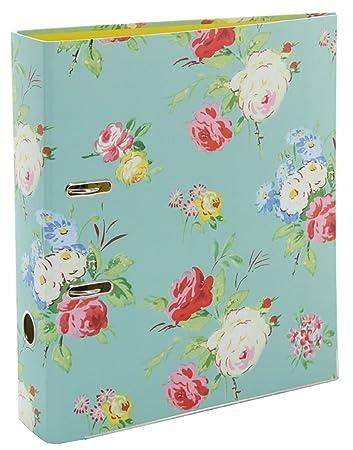 Go Stationery A4 Lever Arch File Folder - Christine Floral