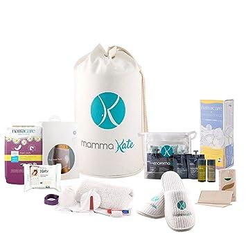 migliori marche design senza tempo classico Mamma Kate - Kit Post Parto - Contiene prodotti per la mamma necessari per  l'ospedale ed i primi giorni a casa dopo il parto. Ideale per la lista ...