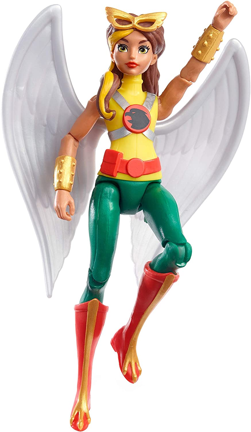 DC Super Hero Girls Muñeca Hawkgirls (Mattel DVG29): Amazon.es ...