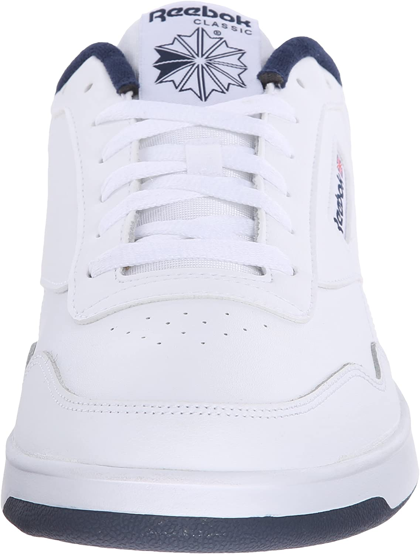 Reebok Club MEMT Fashion, Club MEMT. Homme Blanc Bleu Marine