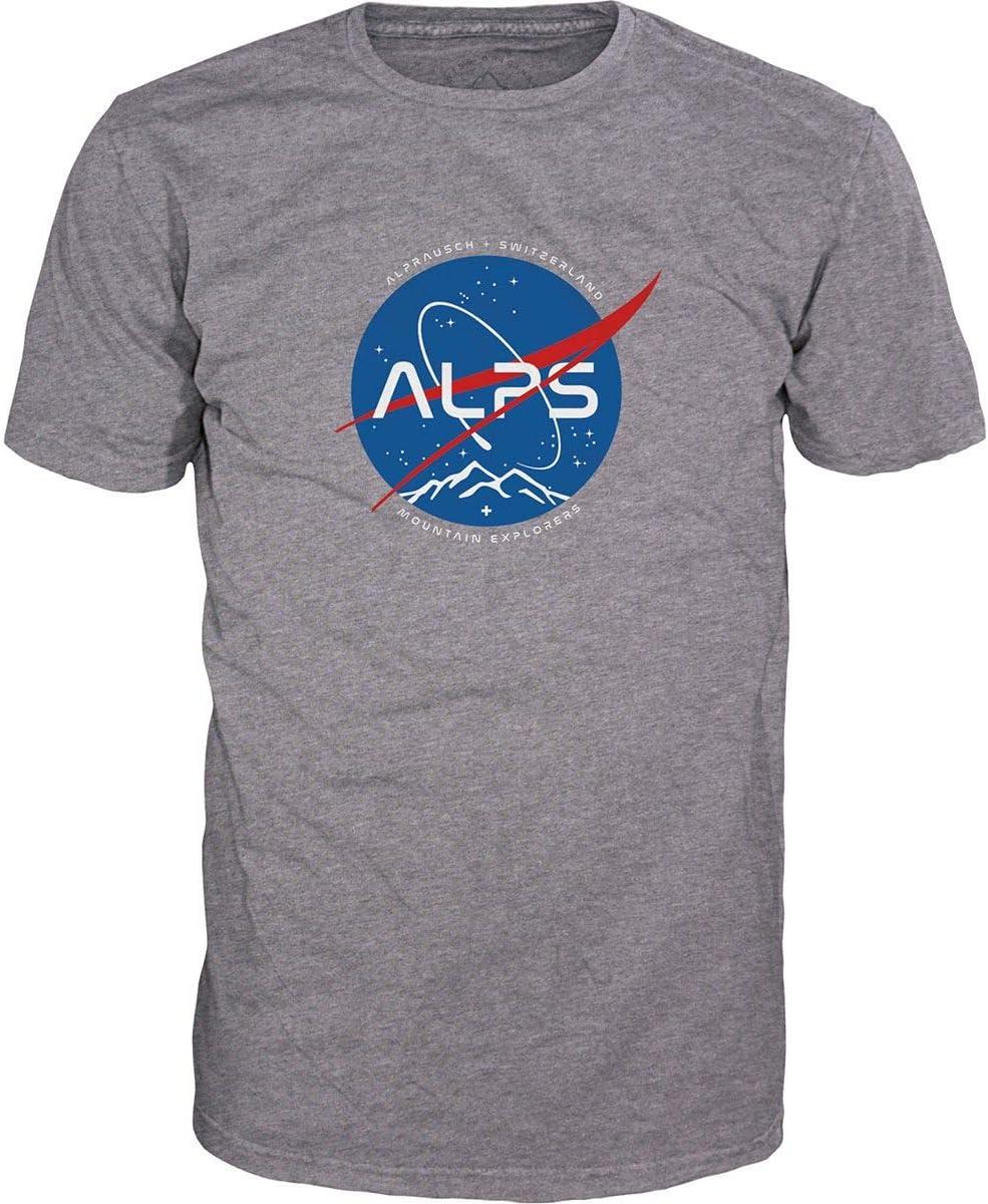 Alprausch Herren alpollo-11 t-Shirt Funktionsshirt neu