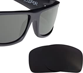 4521543a4e185 COOPER XL Replacement Lenses Polarized Black by SEEK fits SPY OPTICS  Sunglasses