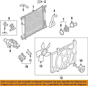 Peachy Amazon Com Nissan 11060 3Ab1A Engine Coolant Outlet Flange Automotive Wiring Cloud Geisbieswglorg