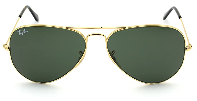 Amazon.com: Ray-Ban RB3025 181 Unisex Aviator anteojos de ...