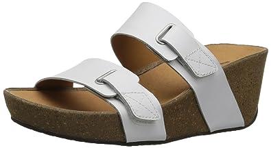 10c90831094c Clarks Women s Auriel Till Wedge Sandal