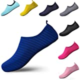 ceyue Unisex Water Shoes Barefoot Aqua Sock Shoes for Beach Pool Swim Surf Yoga Exercise Men Women