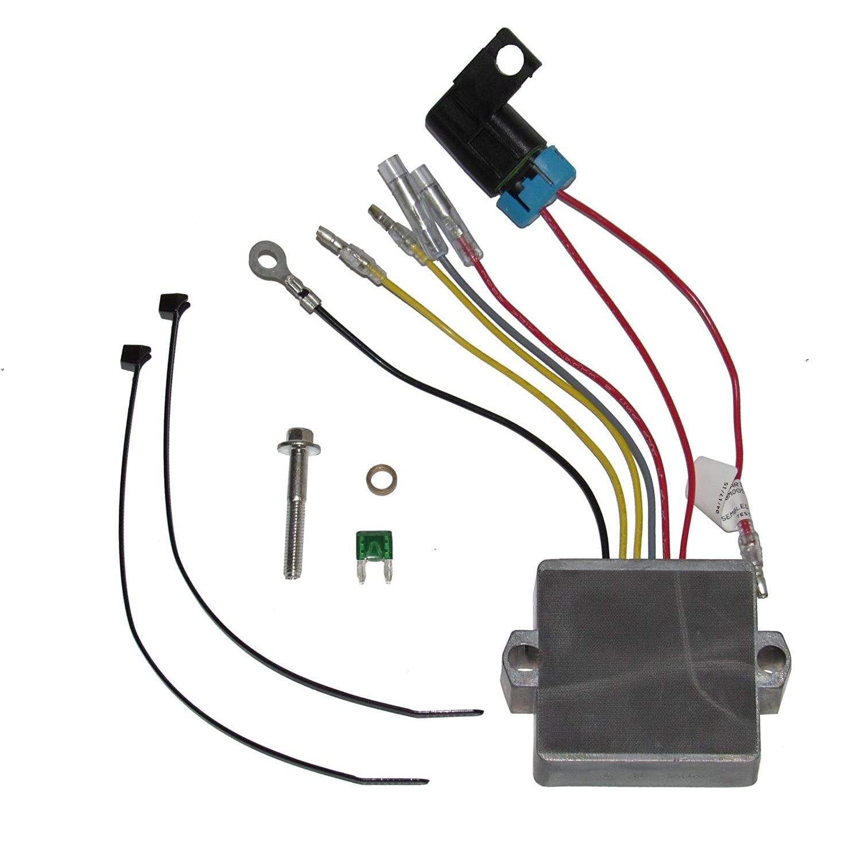 Voltage Regulator, Mercury - Mercruiser 8M0084173