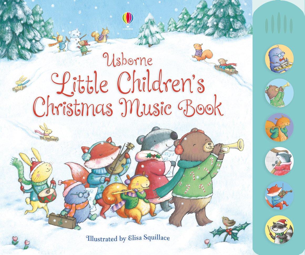 Little Children's Christmas Music Book (Musical Books): Amazon.co ...
