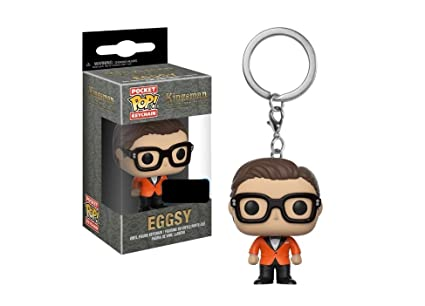 Amazon.com: Funko - Figurine Kingsman - Eggsy Pocket Pop 4cm ...