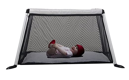 A Baby Crib Or A Pack And Play