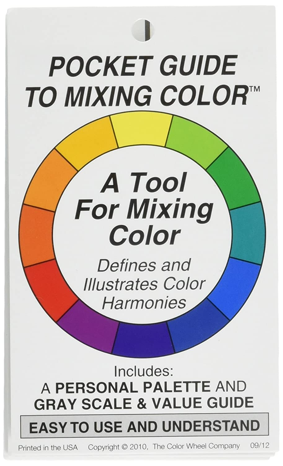 Amazon pocket guide to mixing color arts crafts sewing nvjuhfo Gallery