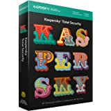Kaspersky Total Security 2018 | 3 Devices | 2 Years | PC/Mac/Android | Download | Exclusive 20th Anniversary Edition in collaboration with Ben Eine