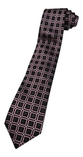 Donald Trump Neck Tie Black and Pink