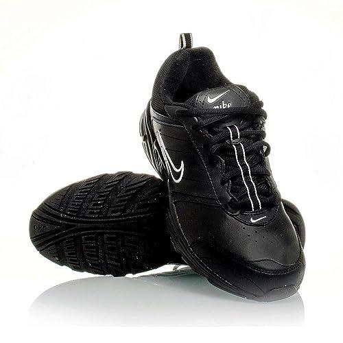 Nike Women's View II Walking Shoes Black/Black-Metallic Silver 318171-001 (