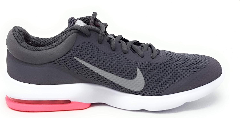 Girls Dark Grey//Wolf Grey-Anthracite GS Nike Air Max Advantage