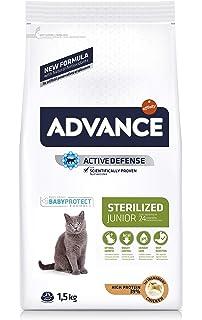 Advance Pienso para Gato Young Sterilized con Pollo - 1500 gr