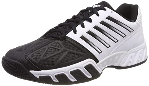 934b472623b5 K-Swiss Performance Men s s Bigshot Light 3 Tennis Shoes White Black 129M