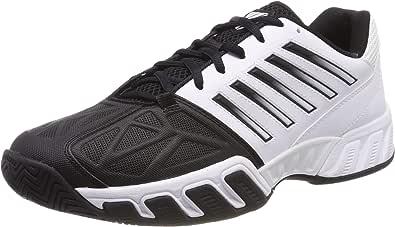 K-Swiss Bigshot Light 3 Mens Tennis Shoe - White/Black - Size 10.5