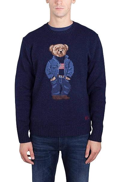 Ralph Lauren 710717792 suéter Hombre: Amazon.es: Ropa y ...
