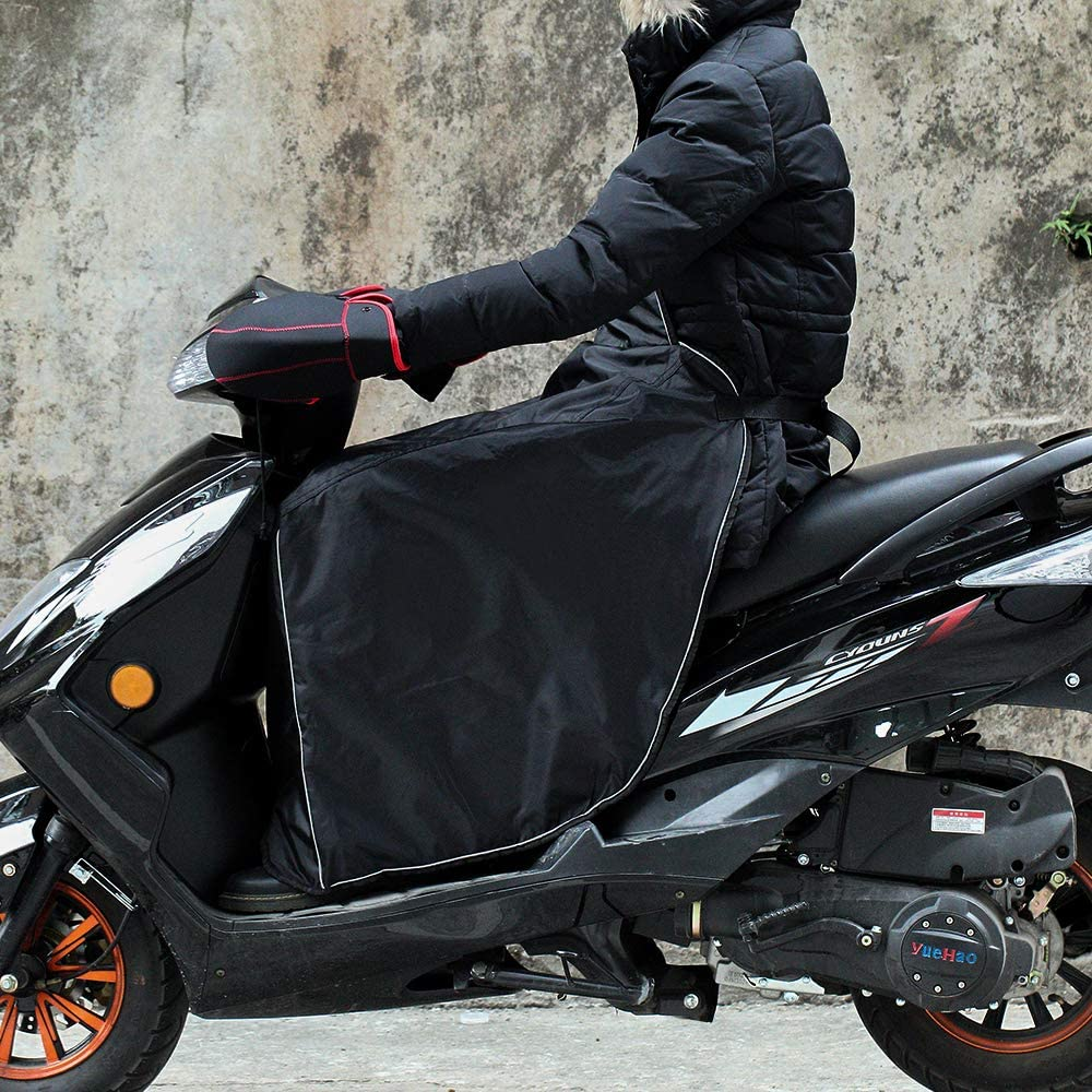 Coprigambe Scooter Universale Impermeabile e Antivento per Scooter Fogli protettivi /è teloni Coprigambe Universale