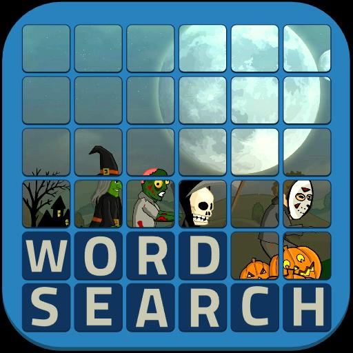 Wordsearch Revealer - Halloween FireTV ()