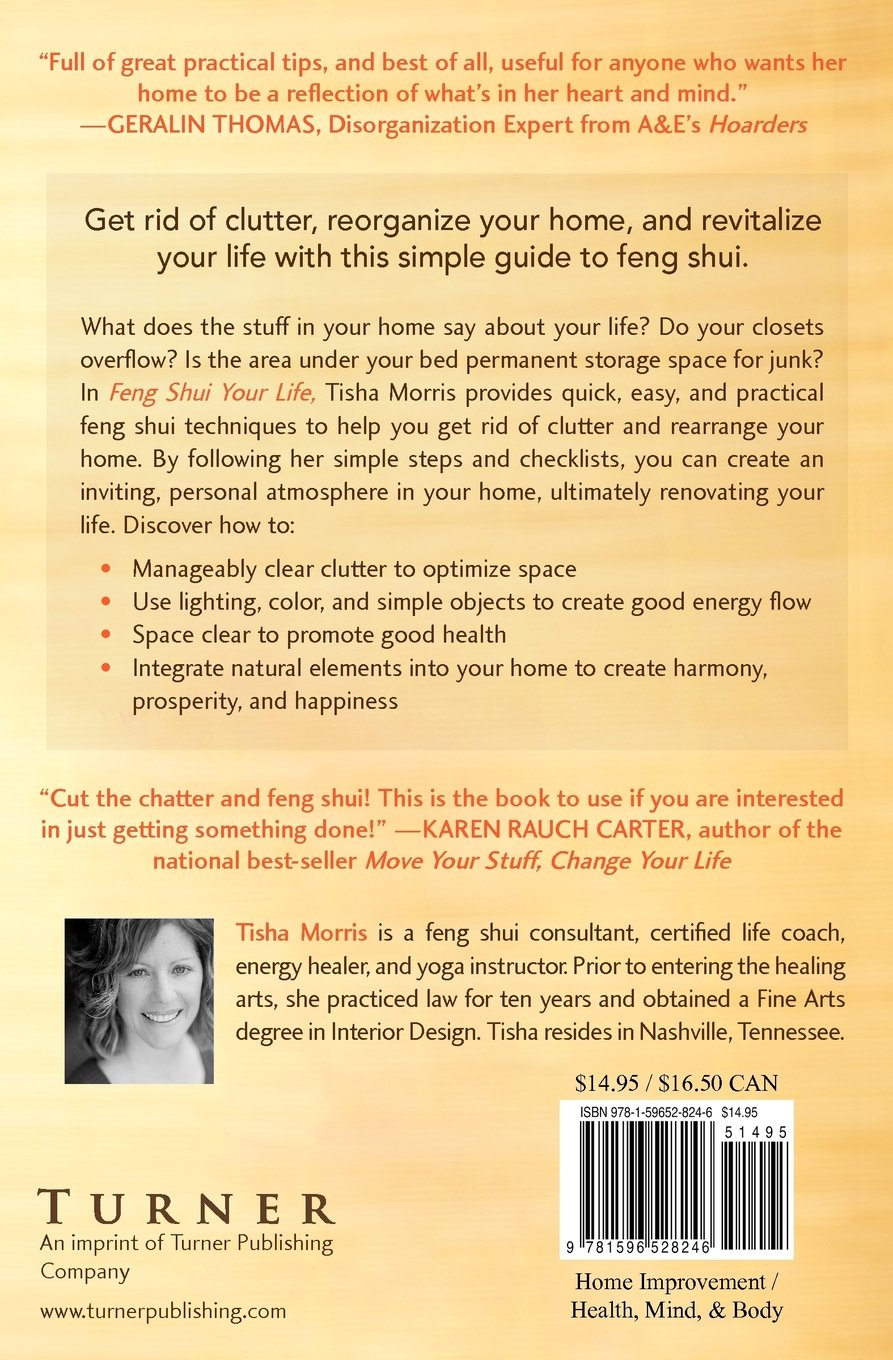 top 10 feng shui tips cre. Feng Shui Your Life: The Quick Guide To Decluttering Home And Renewing Tisha Morris: 9781596528246: Amazon.com: Books Top 10 Tips Cre N