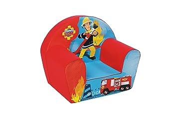 Zitstoel Voor Baby.Brandweerman Sam Stoel Vario Amazon Co Uk Baby