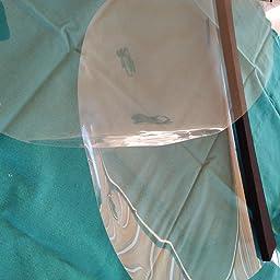 KMINA - Pantalla Protección Facial Transparente (Pack x5 uds ...