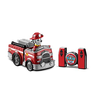 Jamn Products Paw Patroll Full Function RC Marshall: Toys & Games [5Bkhe0201334]