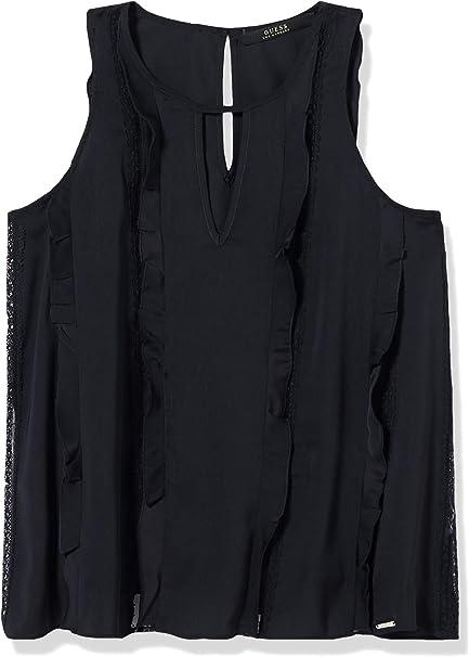 TALLA 36 talla del fabricante:  S. Guess W64H44W7VP0, Blusa para Mujer