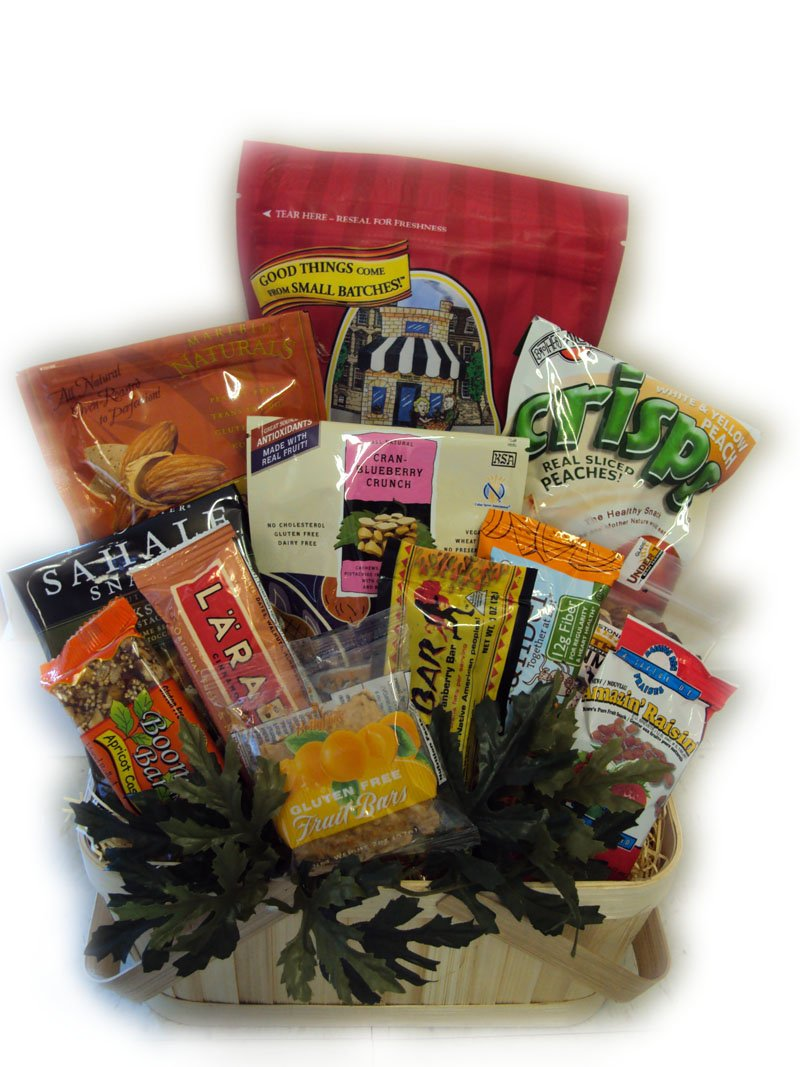 Healthy Hiker Gift Basket by Well Baskets by Well Baskets