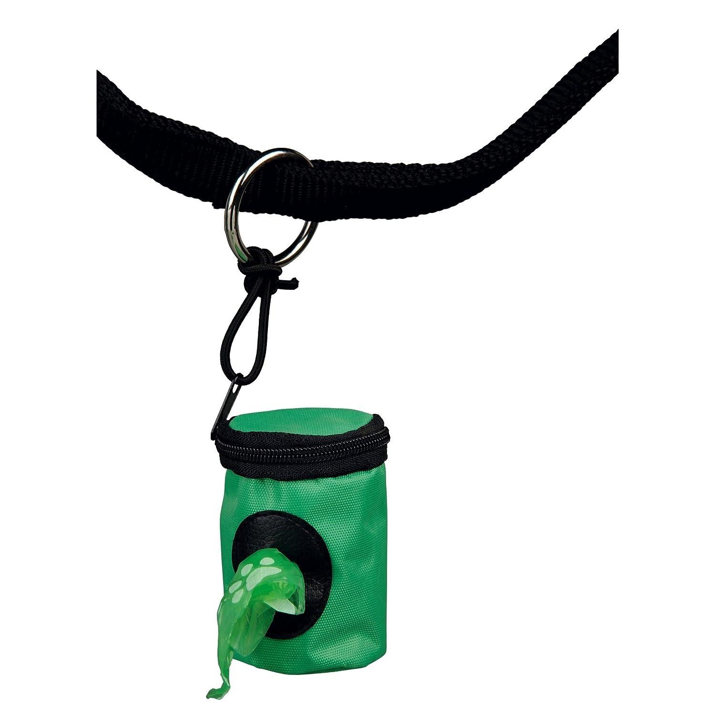 Trixie 22841, dispensador para bolsas enrolladas, con bolsitas, M (3 L), various colores 4011905228419