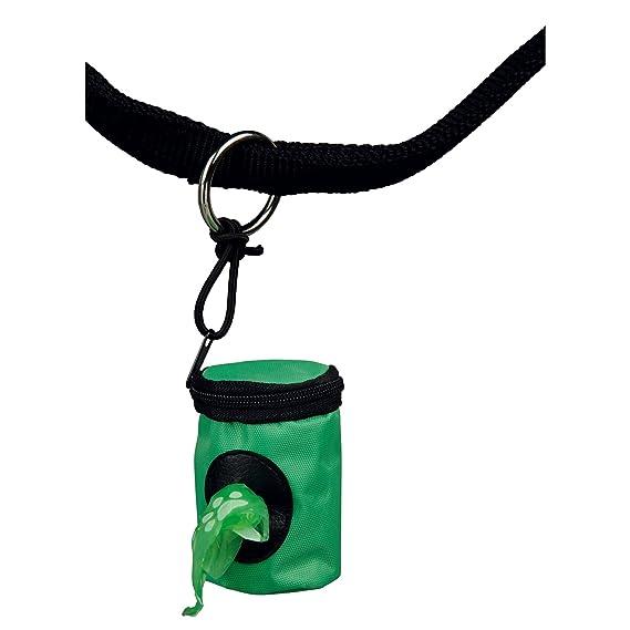 Trixie - Dispensador de bolsas de recogida con cremallera para perro: Amazon.es: Ropa y accesorios