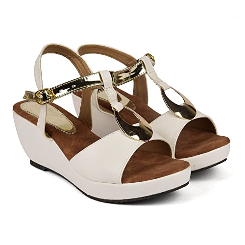ebfb477a3212 Bare Soles Trendy Sandals - A-102a  Buy Online at Low Prices in India -  Amazon.in