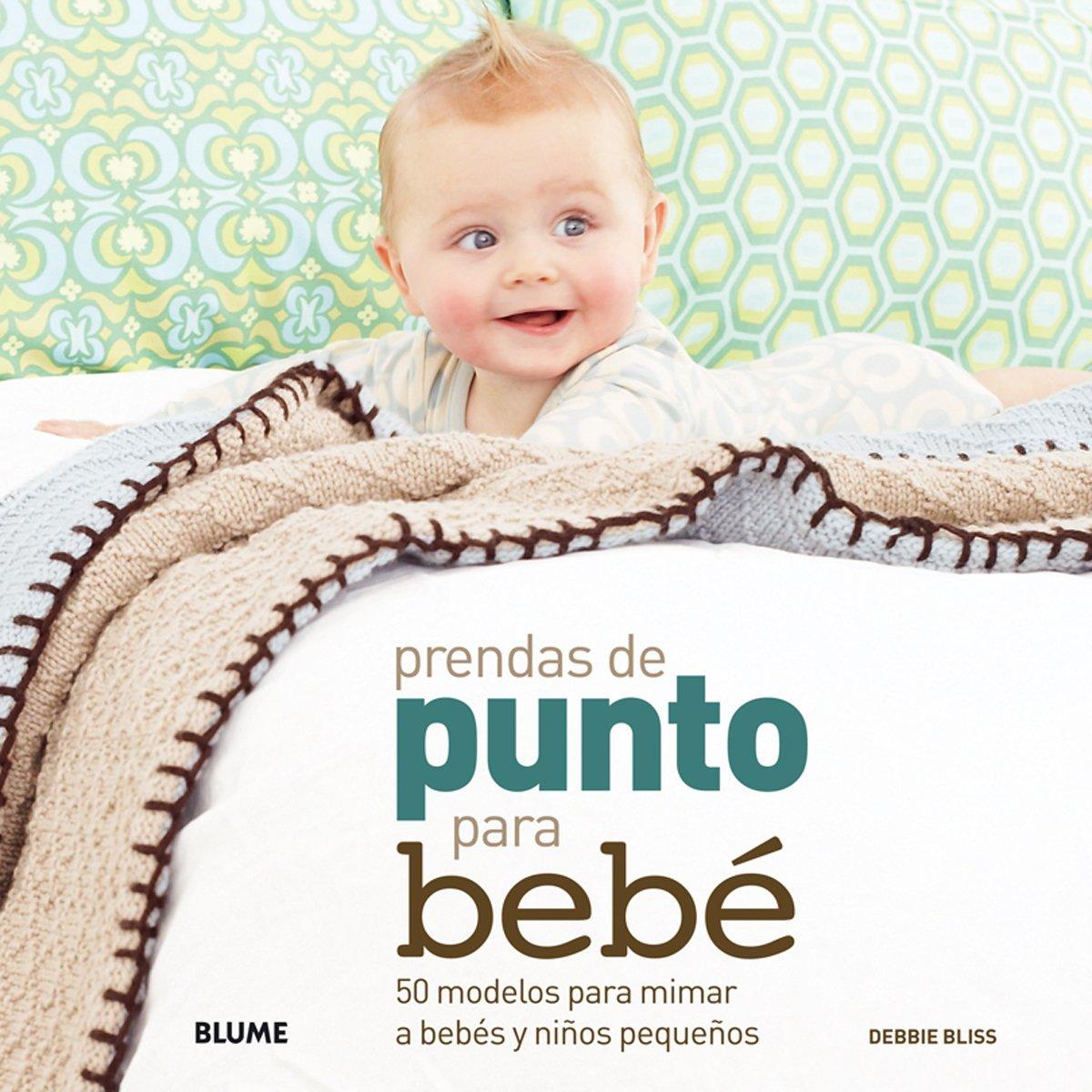 Prendas de punto para bebé: 50 modelos para mimar a bebés y niños ...