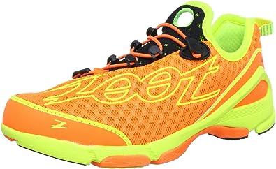 Zoot Ultra TT 6.0 2631001.1.1.080 - Zapatillas de triatlón para Hombre, Color Naranja, Talla 41: Amazon.es: Zapatos y complementos