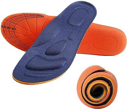 Oursun Einlegesohlen Sport Schuheinlagen Orthopädische Sohle