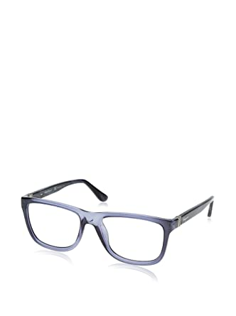 5f817434f7c Image Unavailable. Image not available for. Color  Salvatore Ferragamo  Eyeglasses SF2694 424 Blue ...