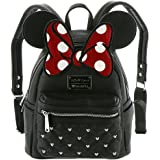 Minnie Mouse Faux Leather Mini Backpack Standard